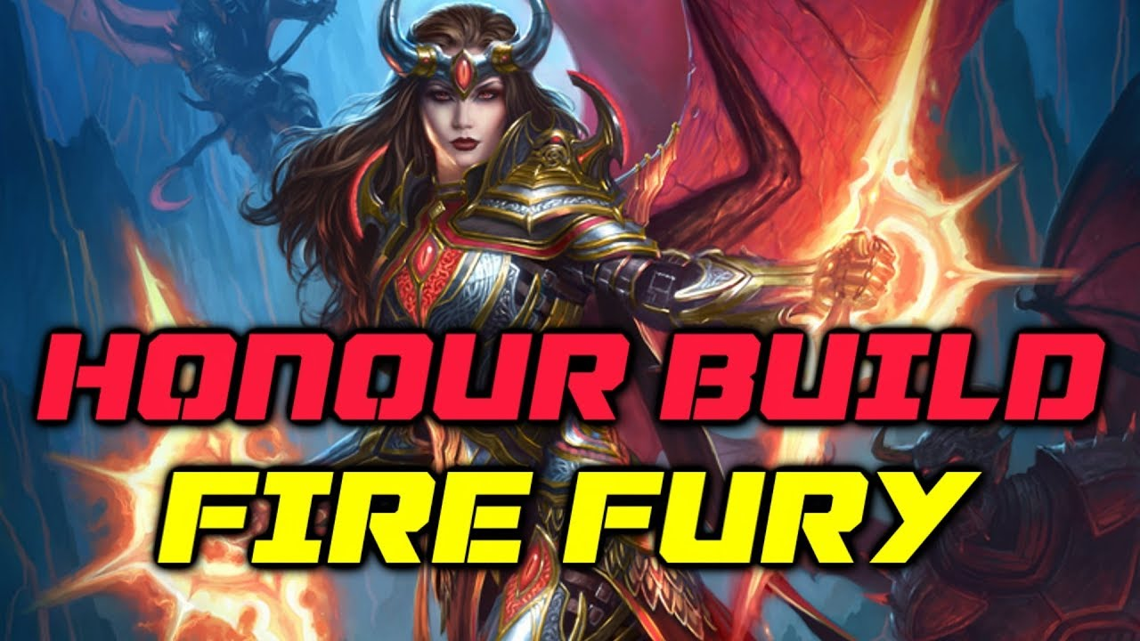 Honour Build: Fire Fury (Spellsword) - Divinity OS 2: Definitive Edition  Guide