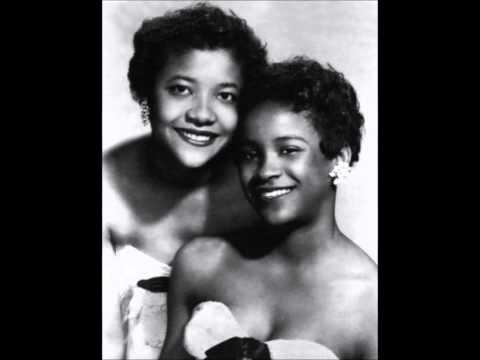 TEEN QUEENS - ALL MY LOVE BELONGS TO YOU - TEEN QUEENS - EDDIE MY LOVE LP LRP-3007 - 1957