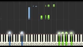 ラジオ体操第一(ピアノソロ中級)【楽譜あり】Radio calisthenics 1st.[JAPAN]