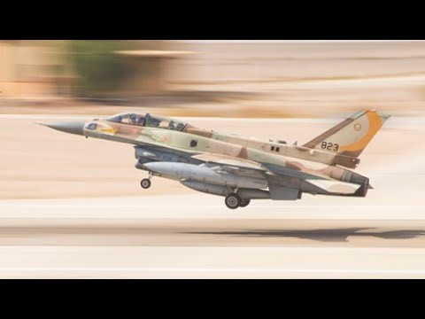 Israel Says Syrian Forces Shot Down Israeli Jet
