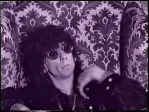 Lords Of The New Church  Stiv Bators Backstage