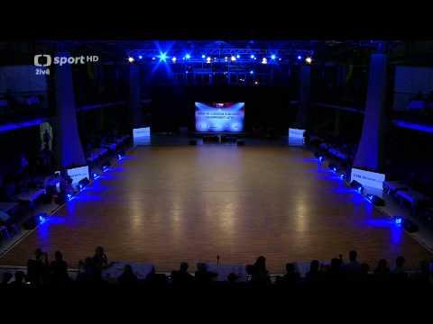 Dance European Latin 2015 Olomouc Czech Republic