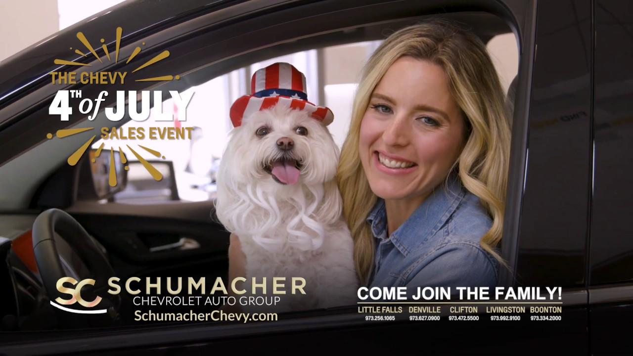 Celebrate with Summer Savings at Schumacher Chevrolet | schumacher chevrolet
