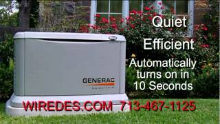 Wired Electrical Generator 30 Comm..mpg