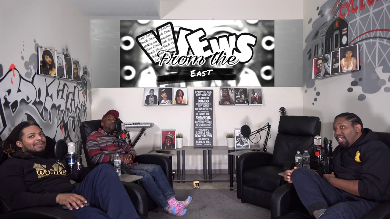Views From The East Podcast - (EP.8) Storming the capitol