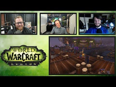 Cox n' Crendor Interview Ion Hazzikostas,  WoW's Game Director