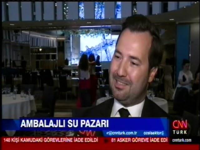 CNNTürk Vakıf Taşdelen Su Haberi