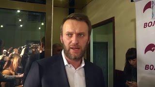Навальный: Чайку ждет судьба Якунина