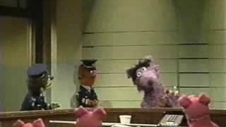Repeat youtube video Sesame Street - Big Bad Perpetrator Wolf
