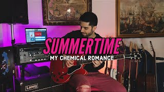 Summertime - My Chemical Romance - Guitar Cover