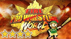 Fire Pro Wrestling World | PS4 | REVIEW