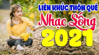 LK Tình Nhỏ Mau Quên Cha Cha Cha 2021 - Nhạc Sống Thôn Quê Hay Quá Đỉnh Nghe Là Mê