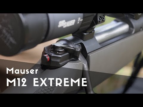 Mauser M12 Extreme - YouTube