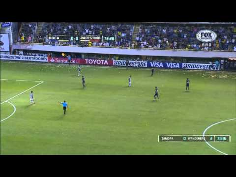 Boca Juniors 2 – 0 Palestino - Fase de Grupos Copa Libertadores 2015