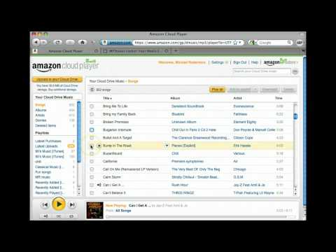 Amazon's Sinkhole Cloud Music Service