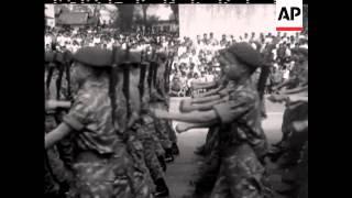 ARMY PARADE - NO SOUND