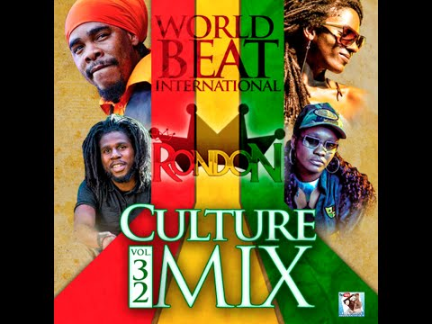 DJ RONDON CULTURE MIX VOL. 32