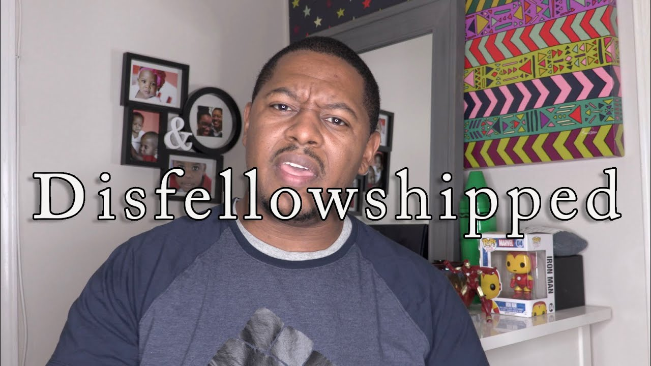 Disfellowshipped By The Jehovah Witnesses!!! - YouTube