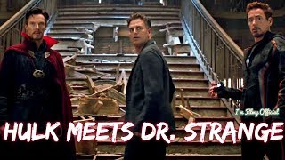 Avengers: Infinity War 6 New Movie Clips - Hulk Meets Dr. Strange - 2018