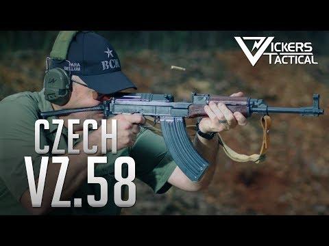 Czech VZ. 58