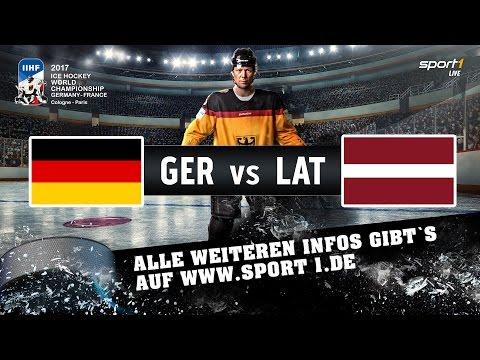 DEB-Team gewinnt Penalty-Drama gegen Lettland | EISHOCKEY WM 2017