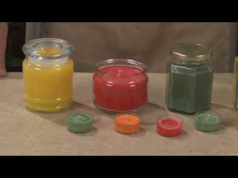 How To Make Candles - Selecting the Right Candle Wax from Candlewic