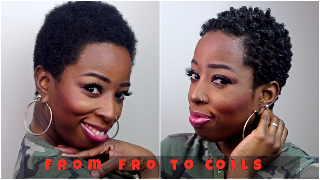 how to style twa natural hair styling my twa hair with the sponge 6008 | maxresdefault