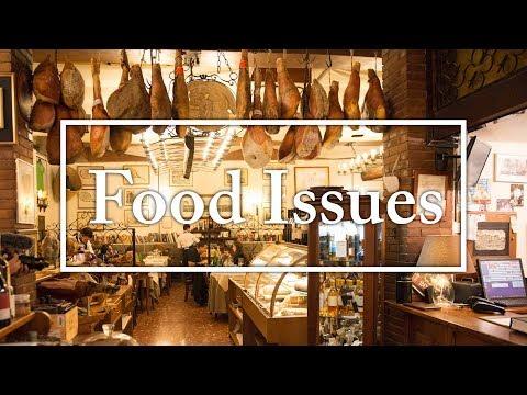 Food Issues | Taverna Trilussa