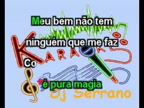 Joo Neto e Frederico   Pura magia karaoke)