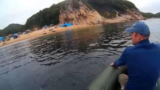 Бухта Окуневая, бухта Спокойная и Триозерье: в поисках дикого пляжа