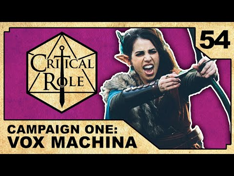 In the Belly of the Beast | Critical Role RPG Show Episode 54