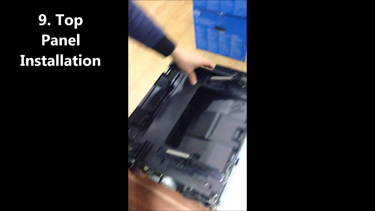 Dell C1660W C1760NW C1765NF C1765NFW Fuser Installation Guide