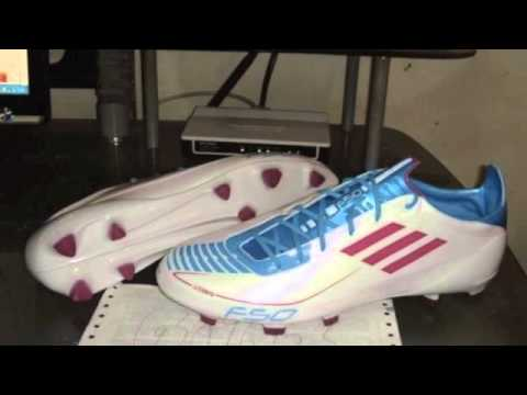 450bff057328 Adidas 2011 Soccer Cleats - YouTube