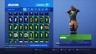 Introducing my fortnite locker 252 of skins