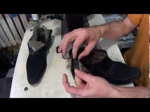 Мужские высокие сапоги модель обуви создана