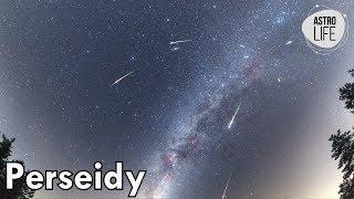 AstroFlesz #10 - Deszcz Perseidów (krótki poradnik obserwatora) - AstroLife
