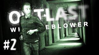 Я УСТАЛ БЕГАТЬ - Прохождение Outlast DLC Whistleblower #2