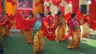 Bagurumba Bodo Dance