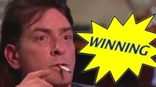 Repeat youtube video Songify This - Winning - a Song by Charlie Sheen
