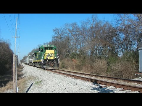 Nashville & Eastern Railroad local freight