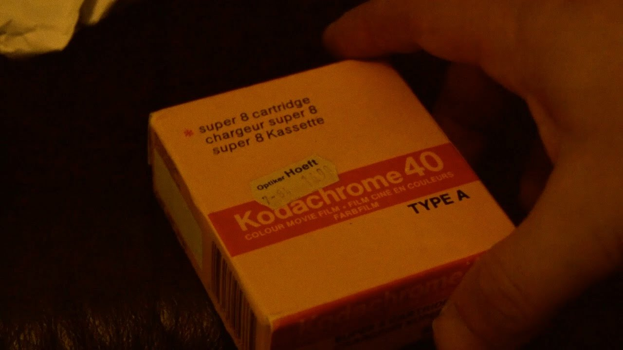 Hand-Processing Super 8 film in Caffenol Step-by-Step (Expired Kodachrome  40)