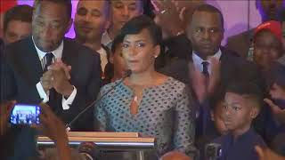 Atlanta's New Mayor Keisha Lance-Bottoms #ATLMayor Talks Press