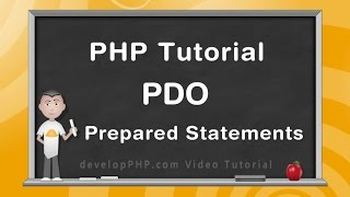 PHP PDO Prepared Statements Tutorial