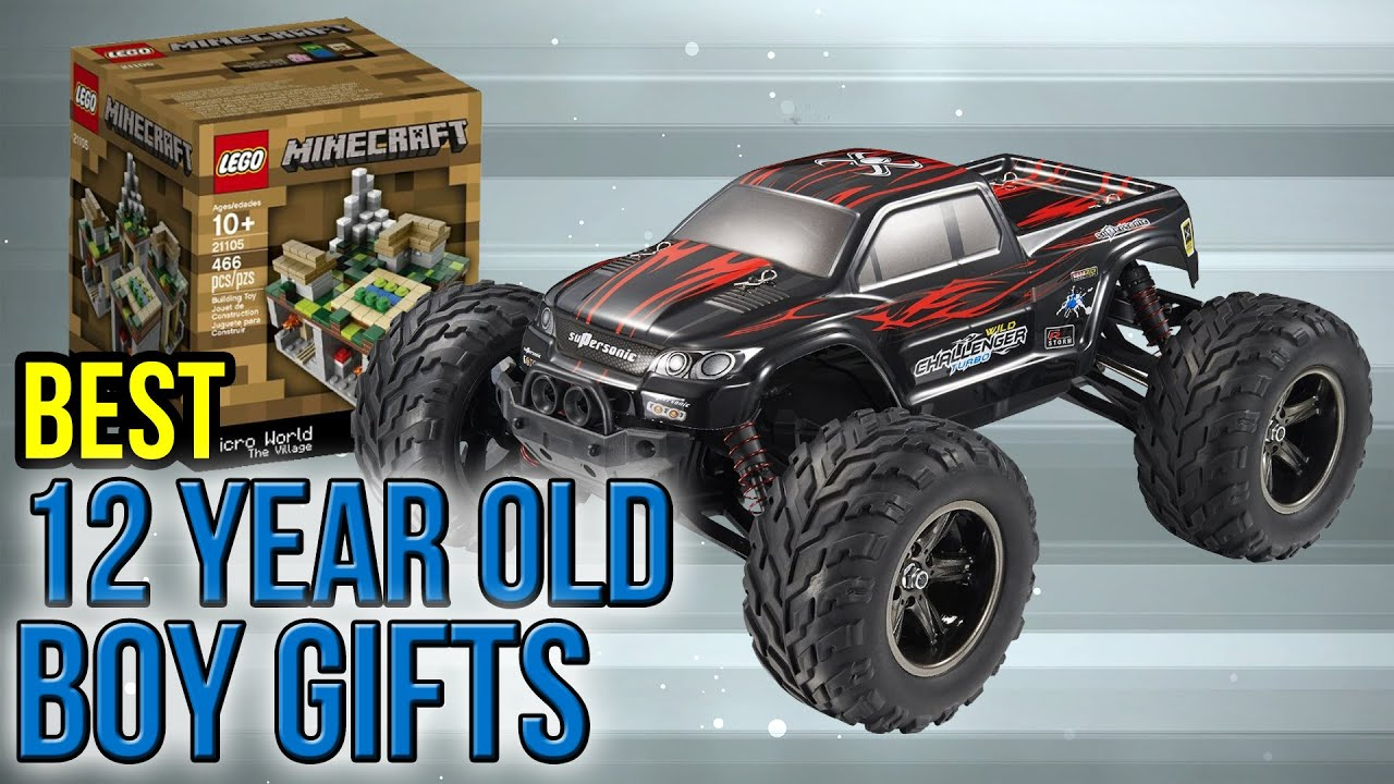 10 Best 12 Year Old Boy Gifts 2017 - YouTube