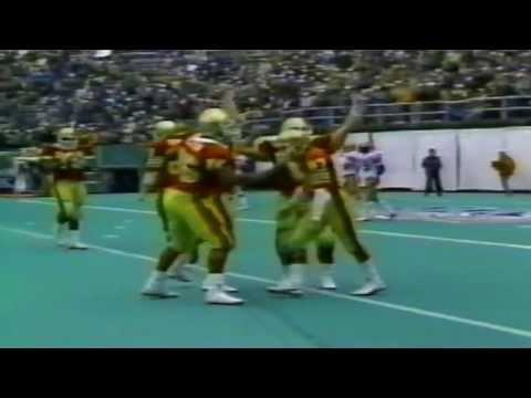 1984 - Philadelphia Stars/Penn State Connection in the USFL