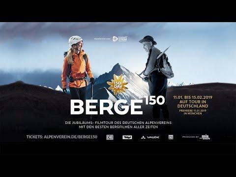 BERGE150 - Filmtour zum DAV-Jubiläum