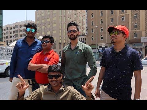 #42 #Vlog Indian Youtuber's Gang in Dubai & Surprize
