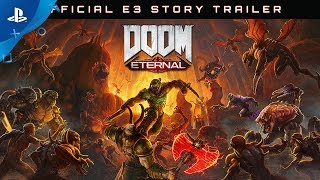 DOOM Eternal – E3 2019 Story Trailer | PS4