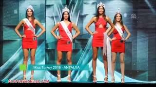 Miss Turkey 2016