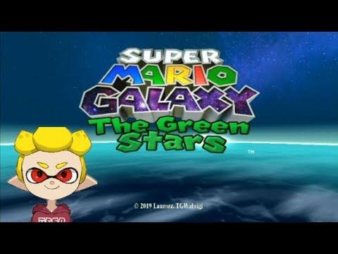 Super Mario Galaxy - The Green Stars (Part 3) #MarioMaker2Hype